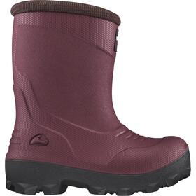 Viking Footwear Frost Fighter Boots Kids wine/charcoal